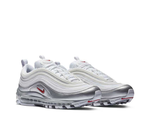 Nike Air Max 97 QS White Metallic Silver