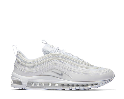 huge selection of e2b79 995fb Nike Air Max 97 White ...