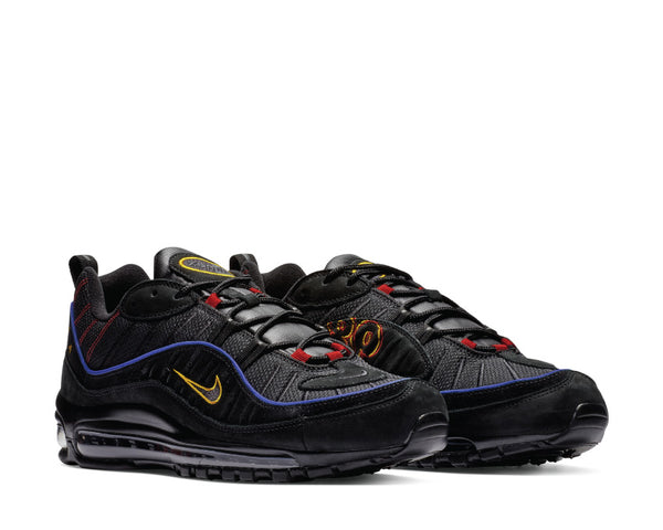 5492f43855028 Nike Air Max 98 Black CD1537 001 - Buy Online - NOIRFONCE