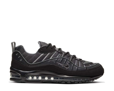 Nike Air Max 98 Black / Black - Smoke Grey - Vast Grey CI3693-002