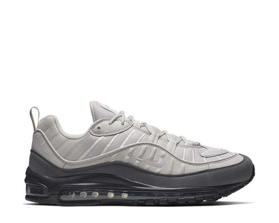 Nike Air Max 98 White Vast Grey Dark Grey 640744-111