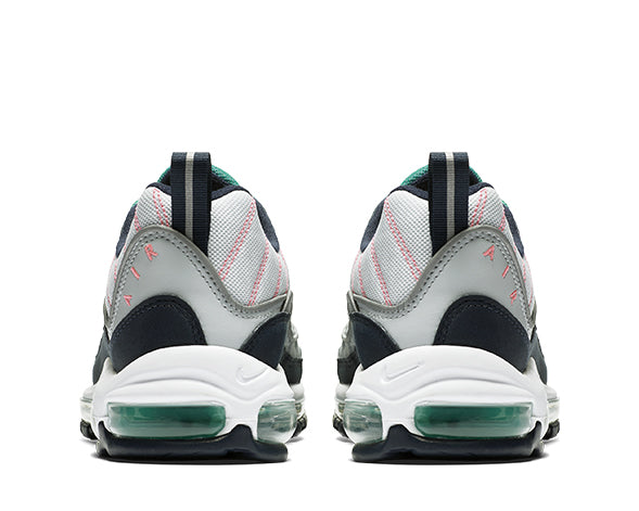 e5267e693ae772 ... Nike Air Max 98 Kinetic Green South Beach 640744-005 ...