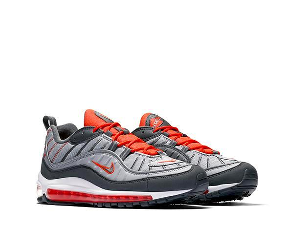 cac46c3f2777 Nike air Max 98 Total Crimson 640744-006 - NOIRFONCE