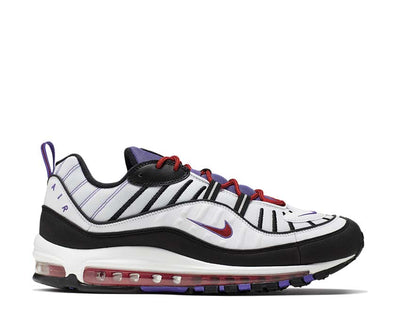 Nike Air Max 98 White Black Psychic Purple 640744-110