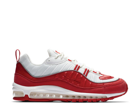 on sale 02184 9c8c4 Nike Air Max 98 University Red ...
