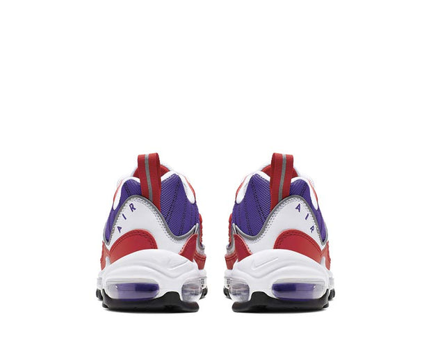 Nike Air Max 98 W Psychic Purple Black University Red AH6799-501