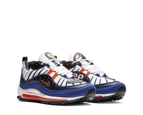 watch 806cf 2dab7 Nike Air Max 98 White Royal Blue CD1536-100 - Buy Online - NOIRFONCE