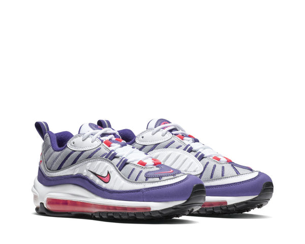 new product 6ce53 b3bec ... Air Max 98 White Racer Pink Reflect Silver Black AH6799 110 ...