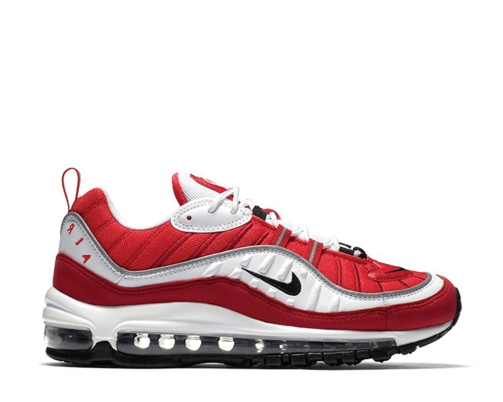 Nike Air Max 98 Gym Red Wmn