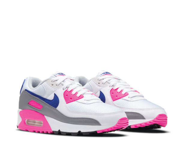 Nike Air Max III White / Vast Grey - Concord - Pink Blast CT1887-100