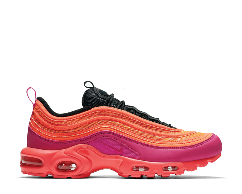 best service e5ade ff650 Nike Air Max Plus / 97 Racer Pink