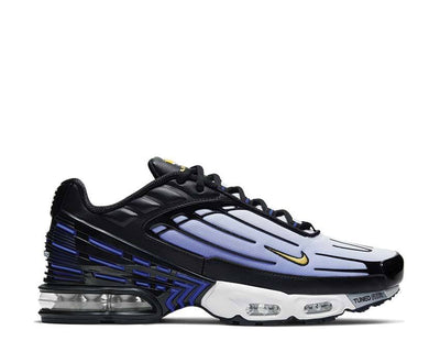 Nike Air Max Plus III Black / Chamois - Hyper Blue - White CJ9684-001