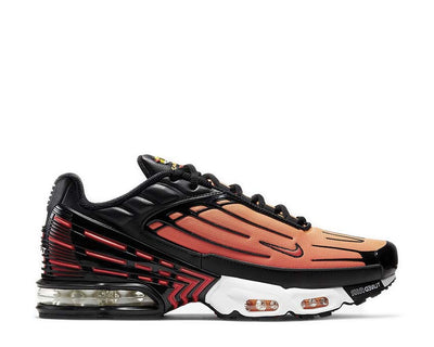 Nike Air Max Plus III Black / Pimento - Bright Ceramic - Resin CD7005-001