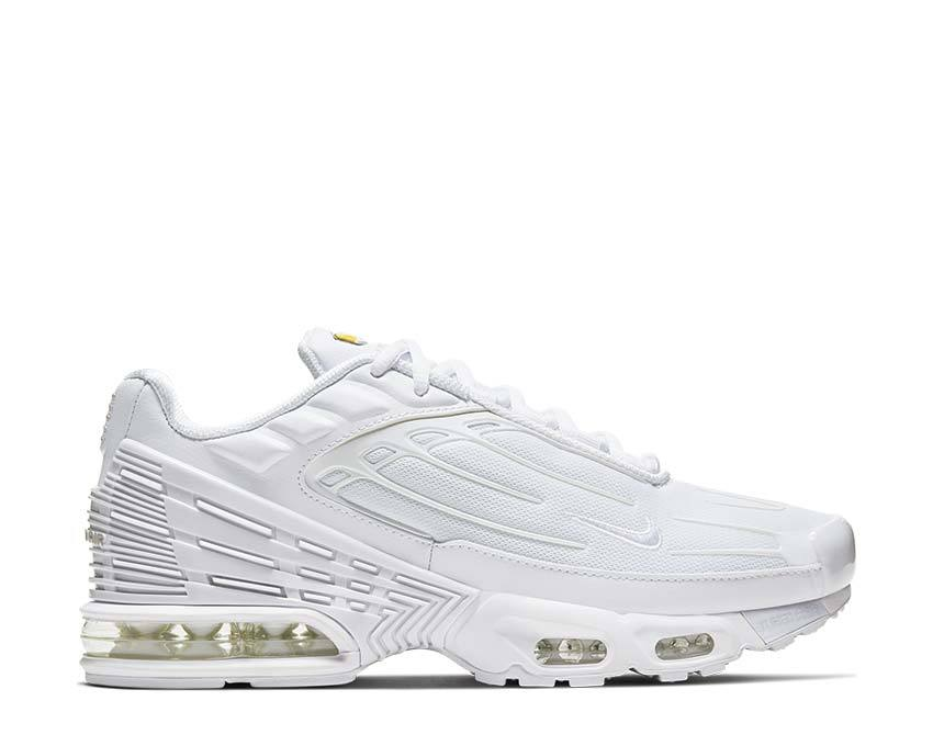 Buy Nike Air Max Plus Iii White Cw1417 100 Noirfonce