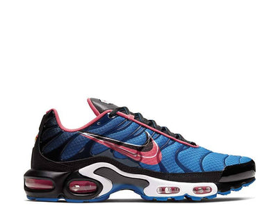 Nike Air Max Plus Imperial Blue / Ember Glow - Black - White CT1618-400