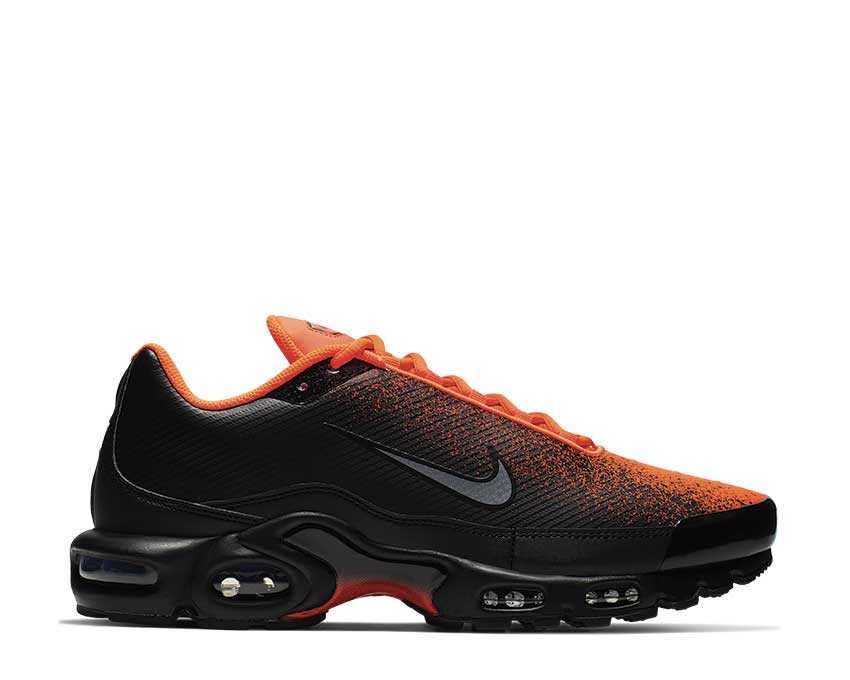 nike air max plus tn se noir orange