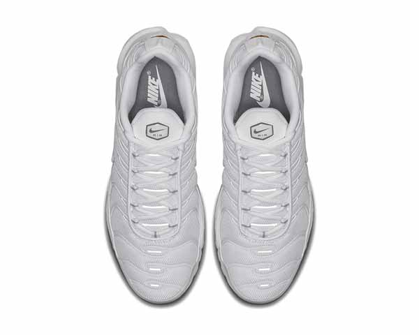 Nike Air Max Plus White 604133-139