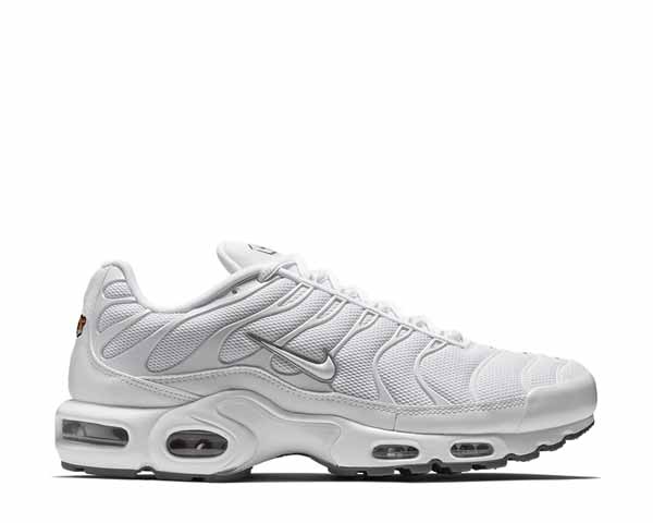 magasin en ligne a901a dce28 Nike Air Max Plus White