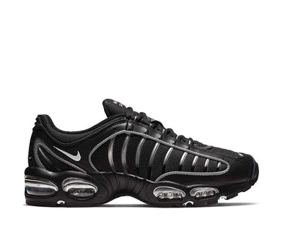 Nike Air Max Tailwind IV Black White Metallic Silver AQ2567-003