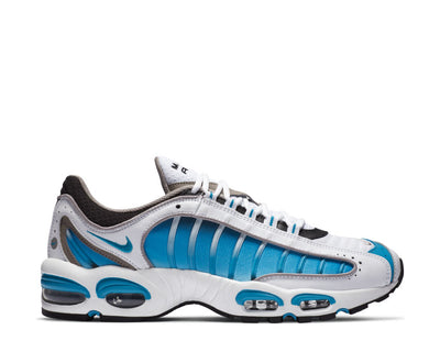 Nike Air Max Tailwind IV White / Laser Blue - Black - Enigma Stone CT1284-100