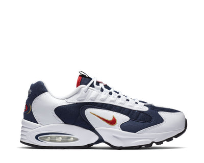 Nike Air Max Triax USA Midnight Navy / University Red - White CT1763-400