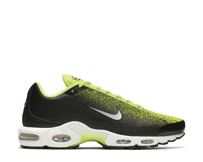 Nike Air Max Plus TN SE Volt Metallic Silver Black White CI7701-700