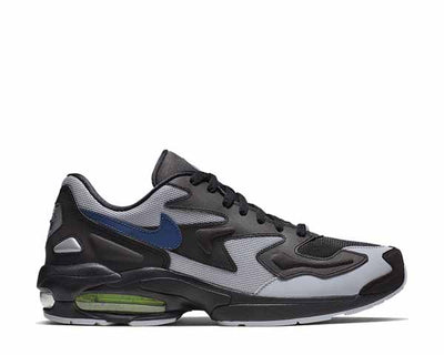 Nike Air Max2 Light Black ThunderStorm Wolf Grey Wolf AO1741-002