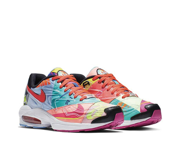 new arrivals c4ae0 fb775 Nike x Atmos Air Max2 Light QS BV7406-001 - Buy Online - NOIRFONCE
