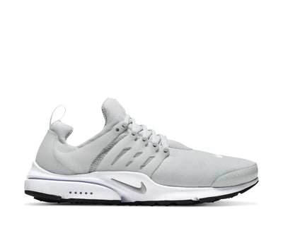 Nike Air Presto LT Smoke Grey / LT Smoke Grey - White - Black CT3550-002