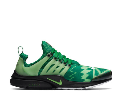 Nike Air Presto Pine Green / Green Strike - Black - White CJ1229-300