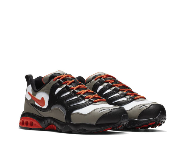 Nike Air Terra Humera '18 Olive Grey Deep Orange Black AO1545-003