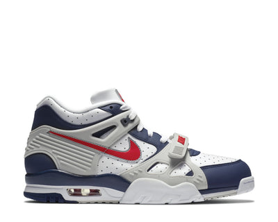 Nike Air Trainer 3 Midnight Navy / University Red - White CN0923-400