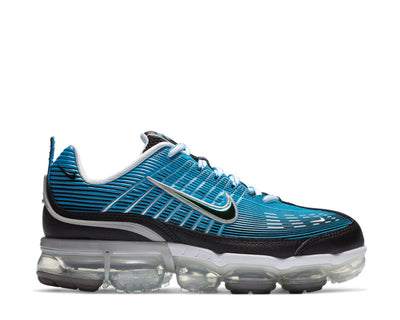 Nike Air Vapormax 360 Laser Blue / Black - White - LT Smoke Grey CQ4535-400