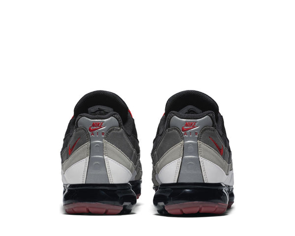 factory price bcee3 4775a ... Nike Air Vapormax 95 White Hot Red DK Pewter Granite AJ7292-101 ...