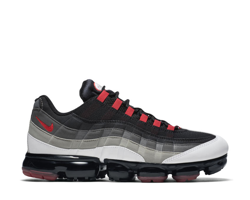 quality design f93f1 14772 Nike Air Vapormax 95 Hot Red