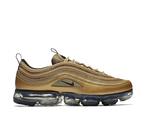 pretty nice 4dea5 b56e7 Nike Air VaporMax 97 Metallic Gold