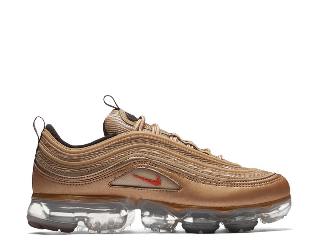 Nike Air Vapormax 97 W Blur Vintage Coral Anthracite Beige AO4542-902