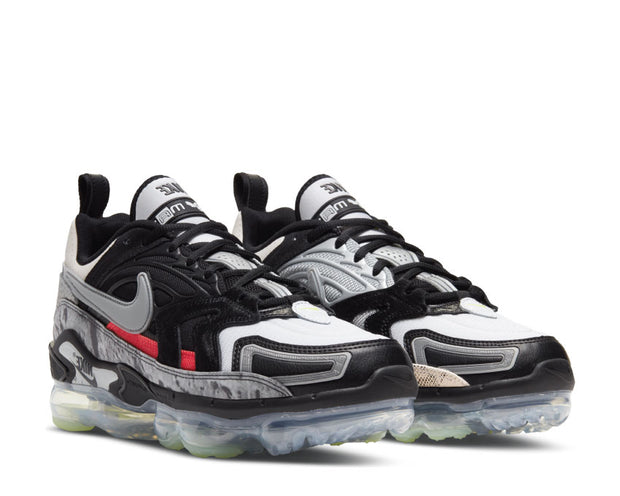 Nike Air Vapormax EVO NRG Black / Clear - Metallic Silver - White DD3054-001