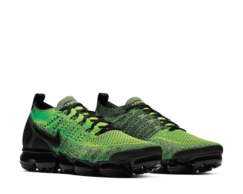 differently 18325 e032f Nike Air Vapormax Flyknit 2 Volt