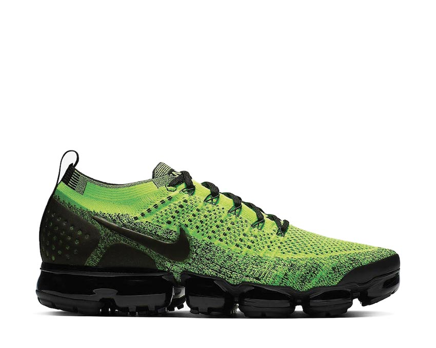 differently 7894e 1c01f Nike Air Vapormax Flyknit 2 Volt