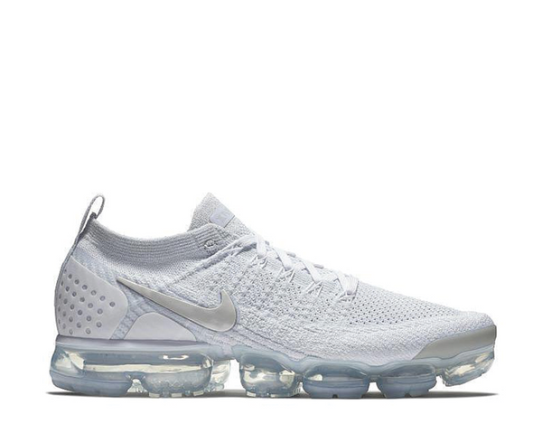 0f3c07457c Nike Air VaporMax Flyknit 2 White 942842-105 - NOIRFONCE