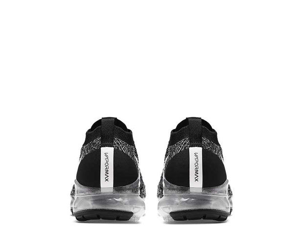 Nike Air Vapormax Flyknit 3 Black White Metallic Silver AJ6900-002