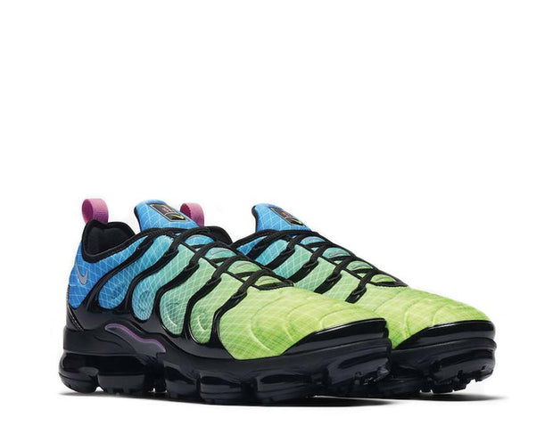 Nike Air Vapormax Plus Aurora Green Reflect Silver Black 924453-302