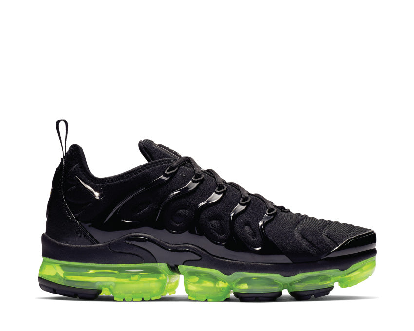 Nike Air Vapormax Plus Black Reflect Silver Volt 924453 015