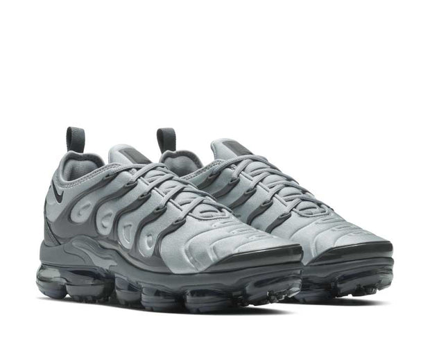 Nike Air Vapormax Plus Wolf Grey Black Dark Grey 924453-016