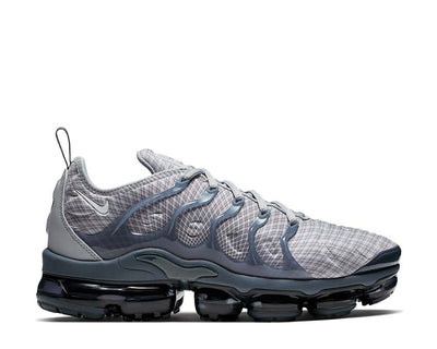 Nike Air Vapormax Plus Wolf Grey White Dark Grey Team Orange 924453-019