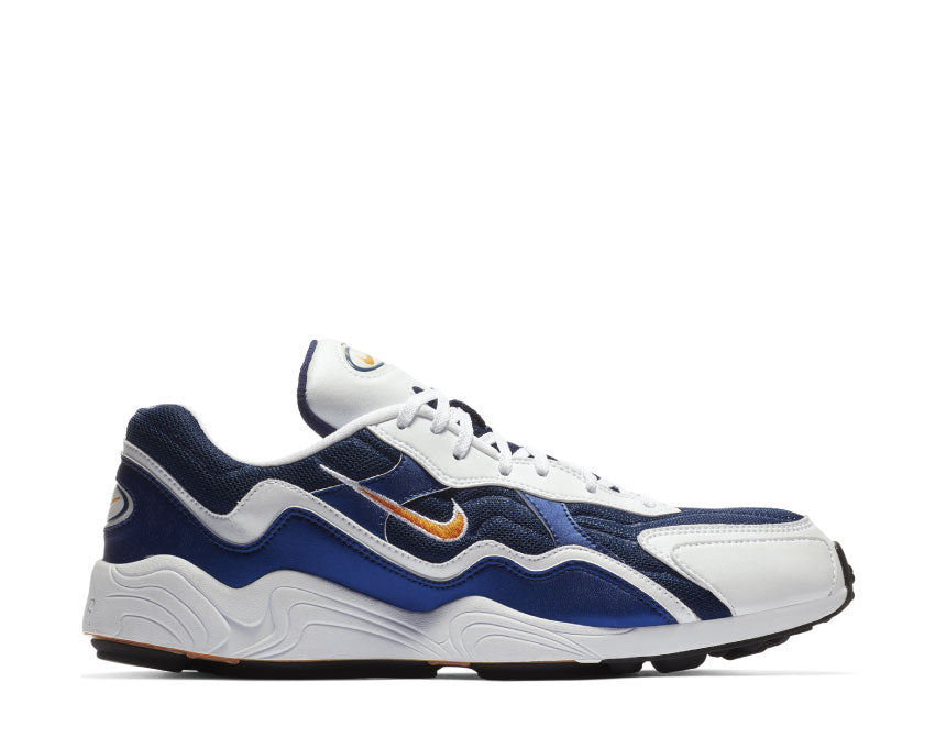 Nike Air Zoom Alpha Binary Blue Carotene White Black BQ8800 400