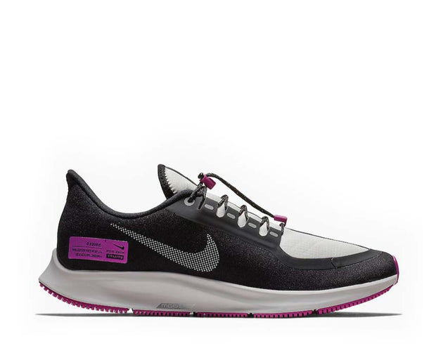 Nike Air Zoom Pegasus 35 Shield NRG Black Reflect Silver Hyper Violet BQ9779-001