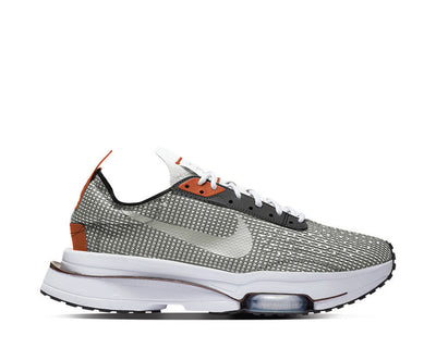 Nike Air Zoom Type SE Grey Fog / DK Smoke Grey - Campfire Orange CV2220-001
