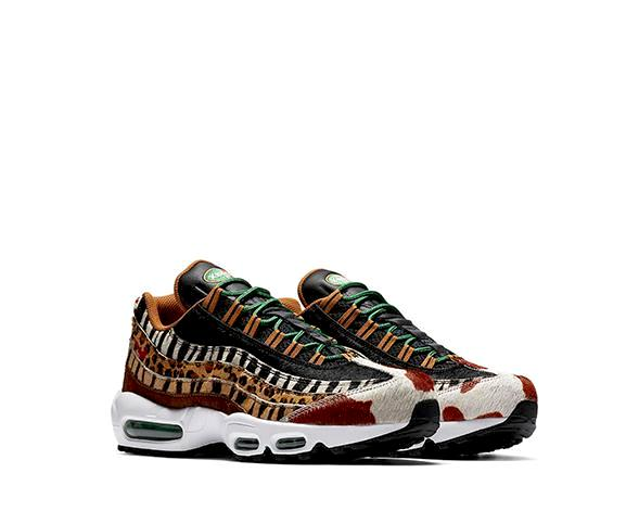 nike air max 95 dlx animal pack aq0929 200 noirfonce. Black Bedroom Furniture Sets. Home Design Ideas